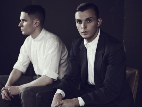 Hurts Press Shot