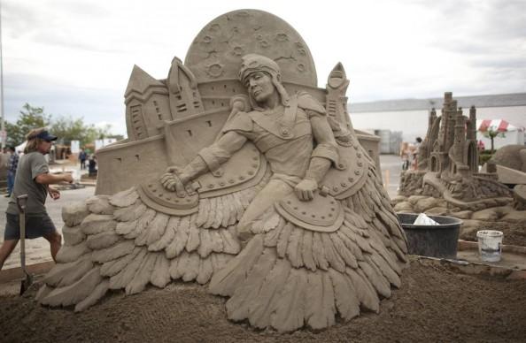 Icarus II by Dan Belcher