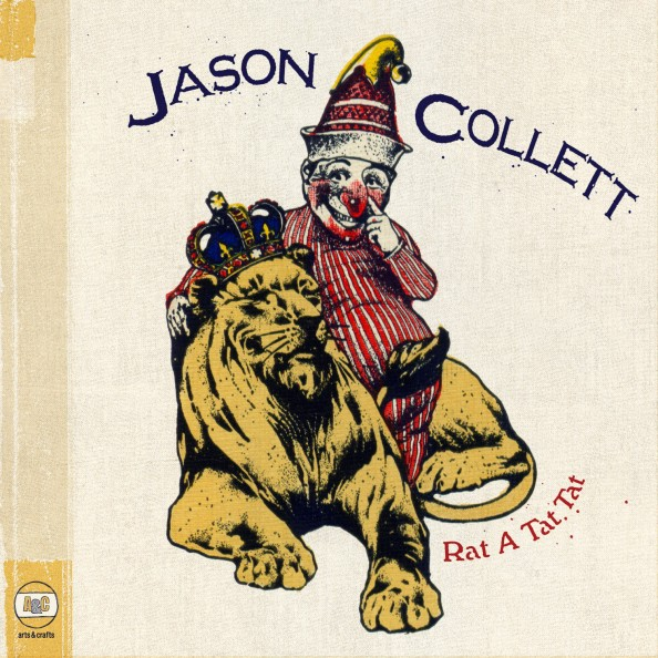 Jason Collett Rat a Tat Tat 2010 Indie Pop