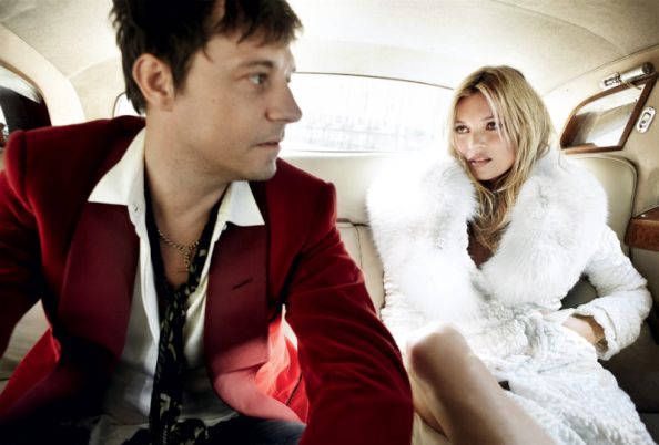 Kate Moss Jamie Hince Wedding Vogue September 2011