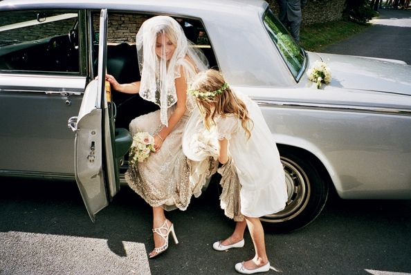 Kate Moss Wedding July 2011