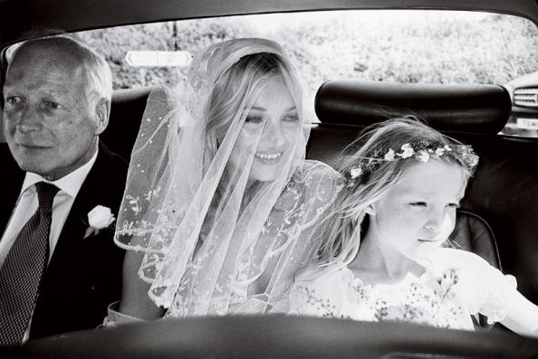 Kate Moss Wedding Vogue US 2011