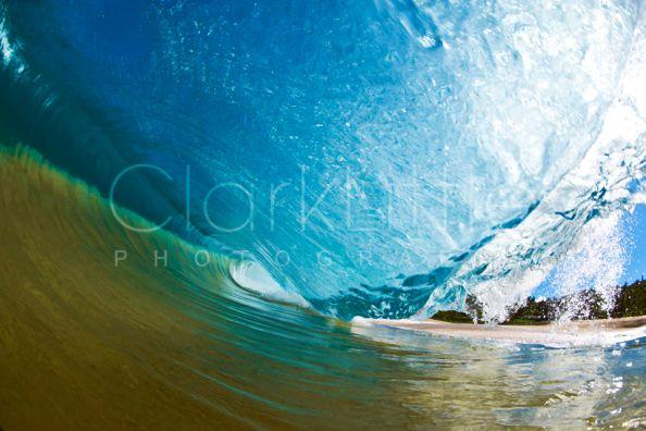 Ke Iki Eye by Clark Little