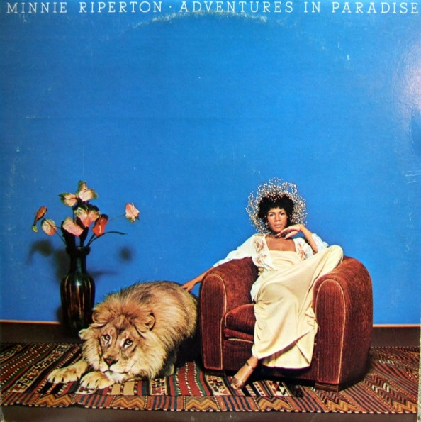Minnie Riperton Adventures in Paradise Album 1975 Soul
