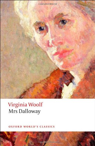 Mrs. Dalloway by Virginia Woolf Book Cover