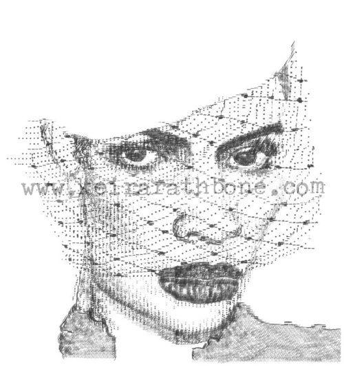 Mrs. Jagger by Keira Rathbone on Typewriter