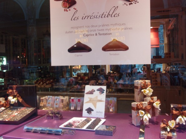 Confectionery in Brussels