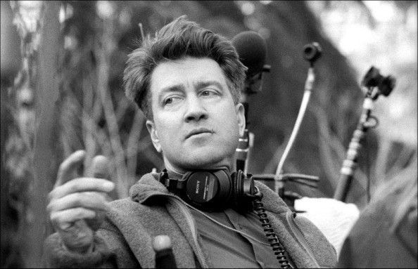David Lynch Directing Twin Peaks