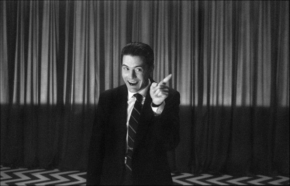 Richard Beymer Twin Peaks Photo Collection