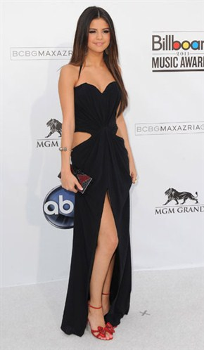 Selena Gomez Dolce & Gabbana Billboard Awards
