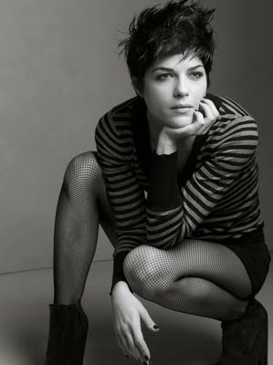Selma Blair Pixie Haircut