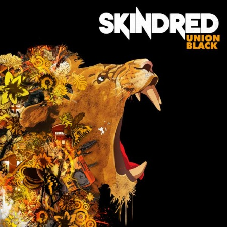 Skindread Union Black Album 2011 Reggae Metal