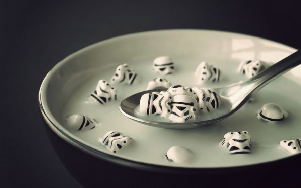Storm Trooper Cereals