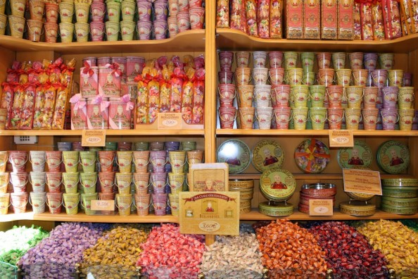 Sweets in Brussels