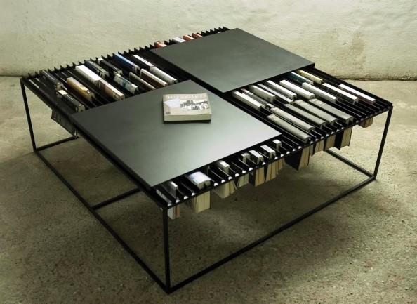 Table Bookshelf
