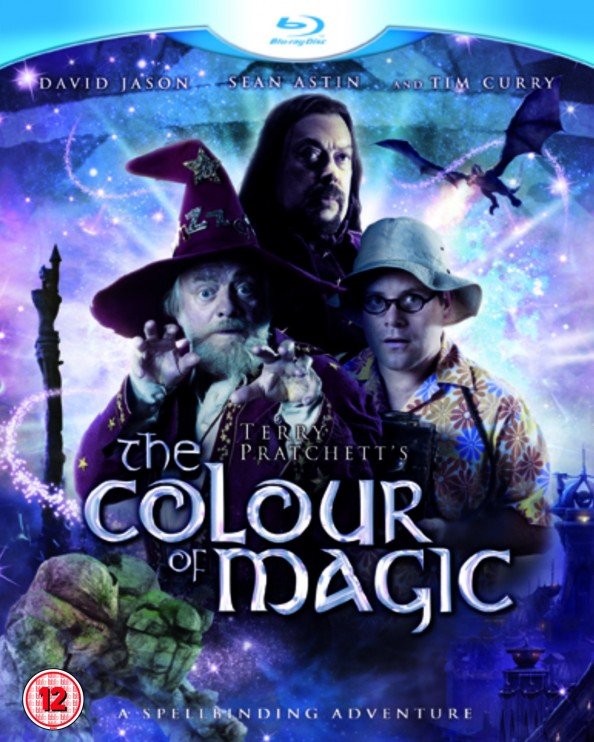 Terry Pratchett\'s Movies and Books: The Colour of Magic | Mole Empire