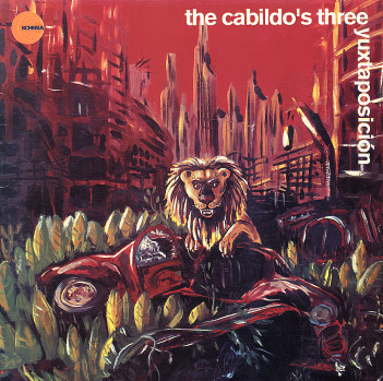 The Calbidos Yuxtaposición Album 1997 Jazz Fusion