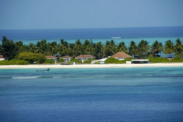 Top 4 blue beaches in the world Laccadive India