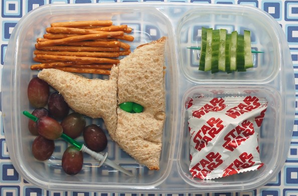 Yoda Lunch Pack
