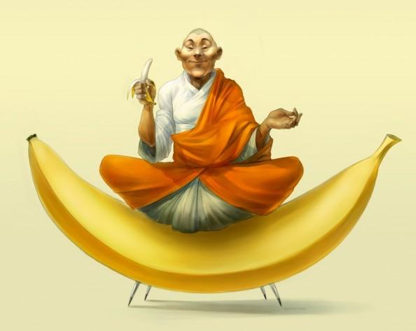 banana poetry