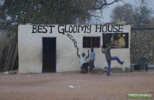 African Bars Best Gloomy House