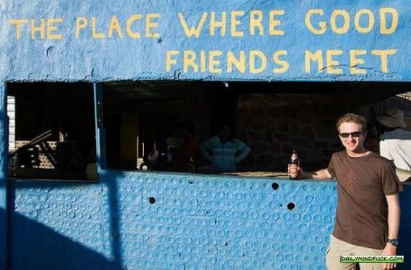 African Bars Place Where Good Friends Meet