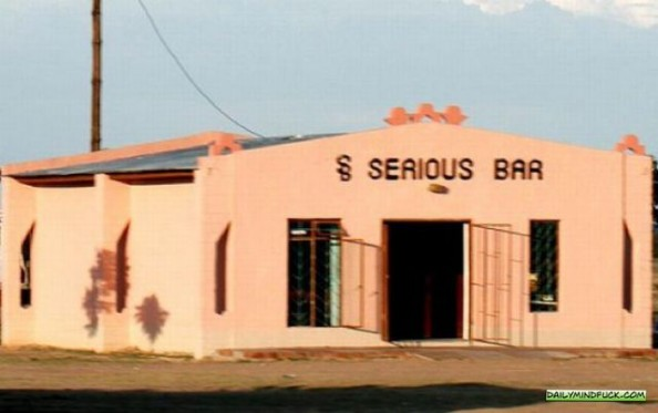African Bars Serious Bar