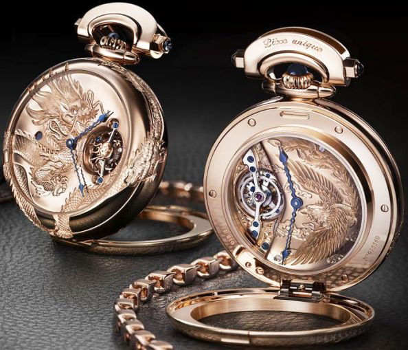 Bovet Amadeo Convertible 7-Day Tourbillon Only Watch 2011