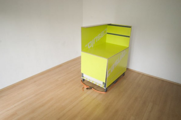 Modern and practical furniture casulo mole empire - Room in a box casulo ...