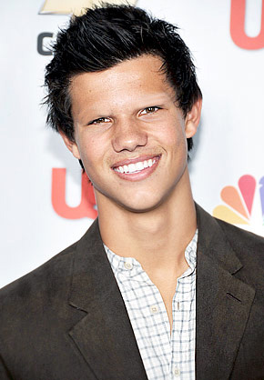Celebrities Without Eyebrows Taylor Lautner