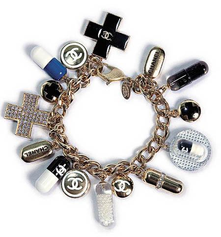Chanel Pills Bracelet