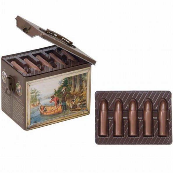 Chocolate Weapons life is like a box of chocolate