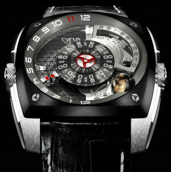 Cyrus Klepcys Only Watch 2011