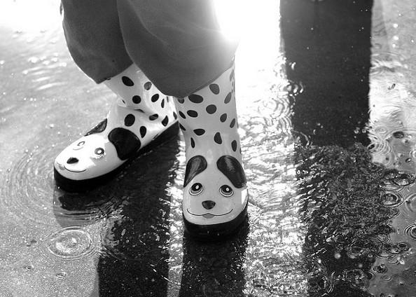 Funny-Rain-Boots