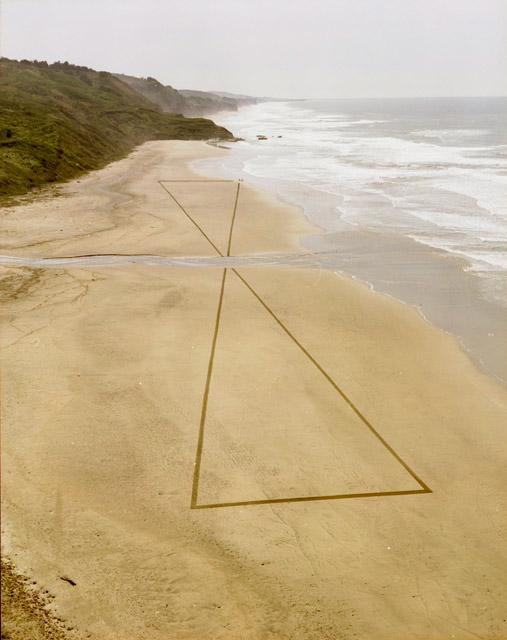 Jim Denevan Sand Art 1