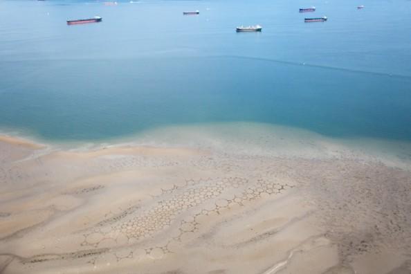 Jim Denevan Sand Art 12