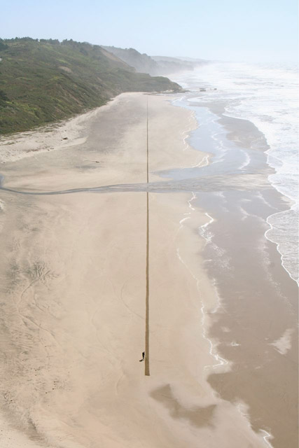 Jim Denevan Sand Art 2