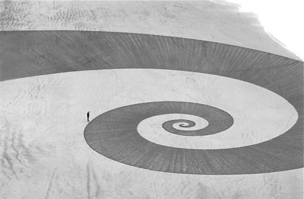 Jim Denevan Sand Art 3