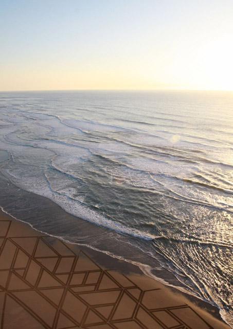 Jim Denevan Sand Art 7