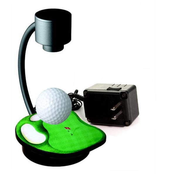 Levitating Desk Ball Golf