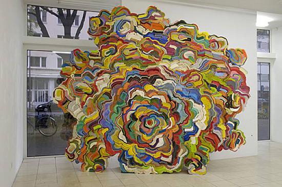 Jonathan Callan Pulp Fiction Sculpture 2