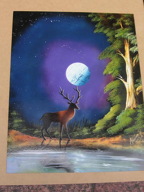 Spray Painting Nature 2