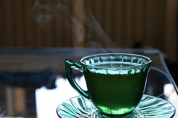 Tips for a rainy day hot tea