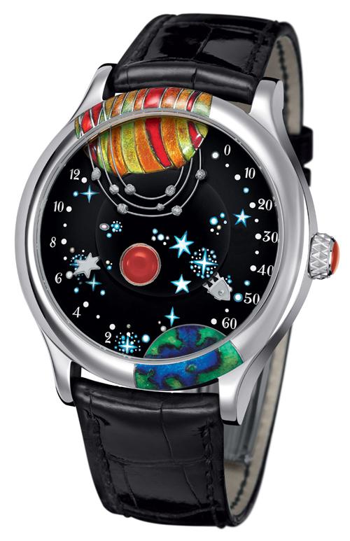 Van Cleef&Arpels Only Watch 2011