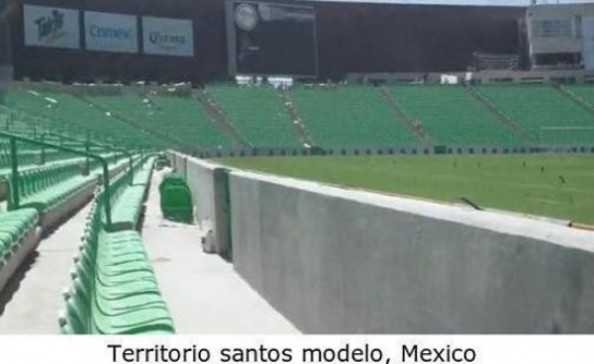 Worst Seats Stadium Mexico