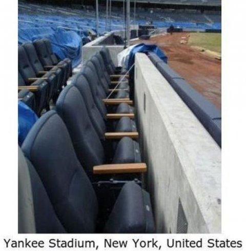 Worst Seats Stadium Yankee