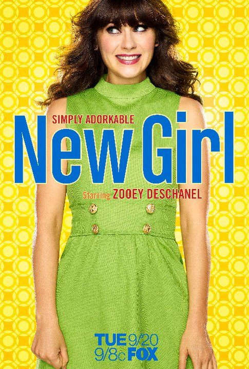 Zooey deschanel is the new girl jess fall tv show