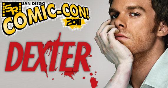 Dexter Comic Con 2011