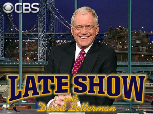 David Letterman Talk Show Hosts