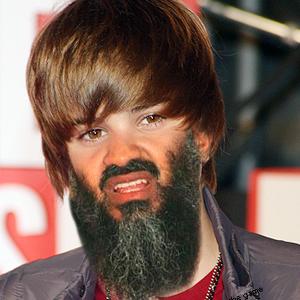 Osama Beard Frenzy Bieber